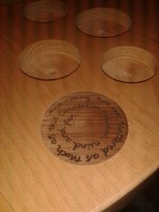 slotting disks